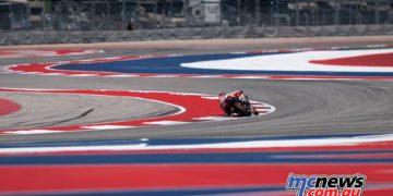 MotoGP Rnd COTA Marquez