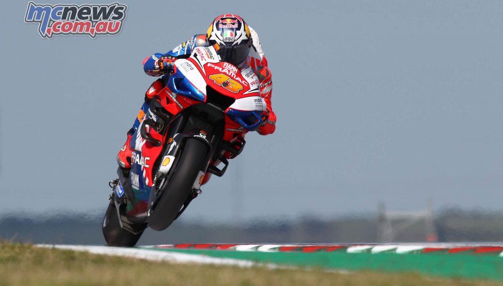 MotoGP Rnd COTA Miller GP AN
