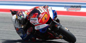 MotoGP Rnd COTA Miller GP AN Cover