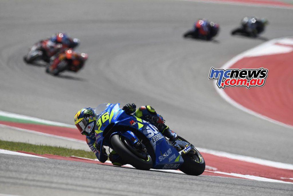 MotoGP Rnd COTA Mir