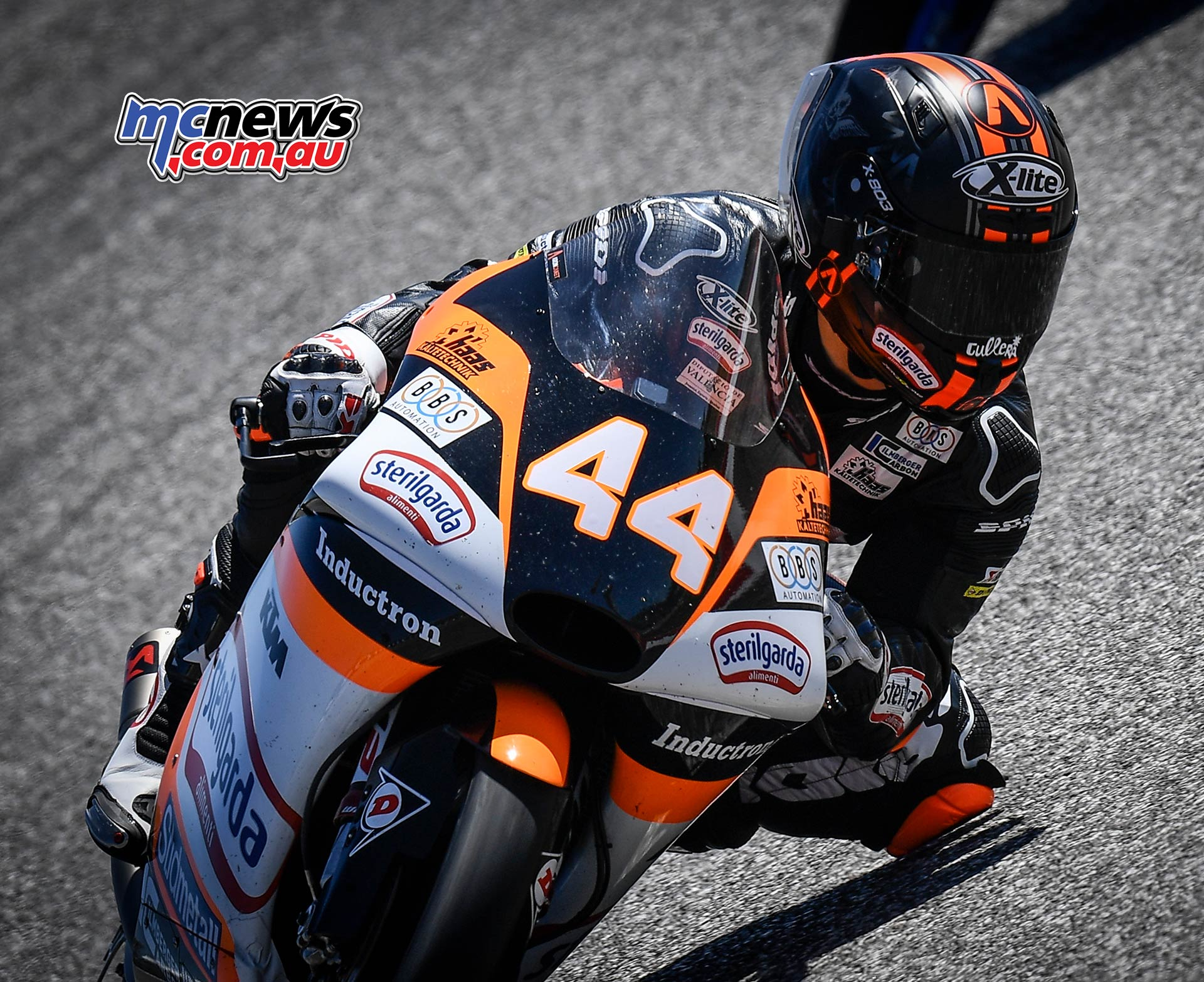 MotoGP Rnd COTA Moto Aron Canet