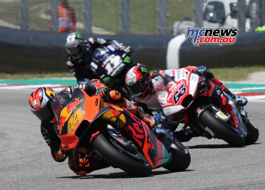 MotoGP Rnd COTA Pol Espargaro