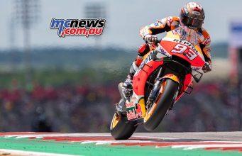 MotoGP Rnd COTA Qualifying Marquez