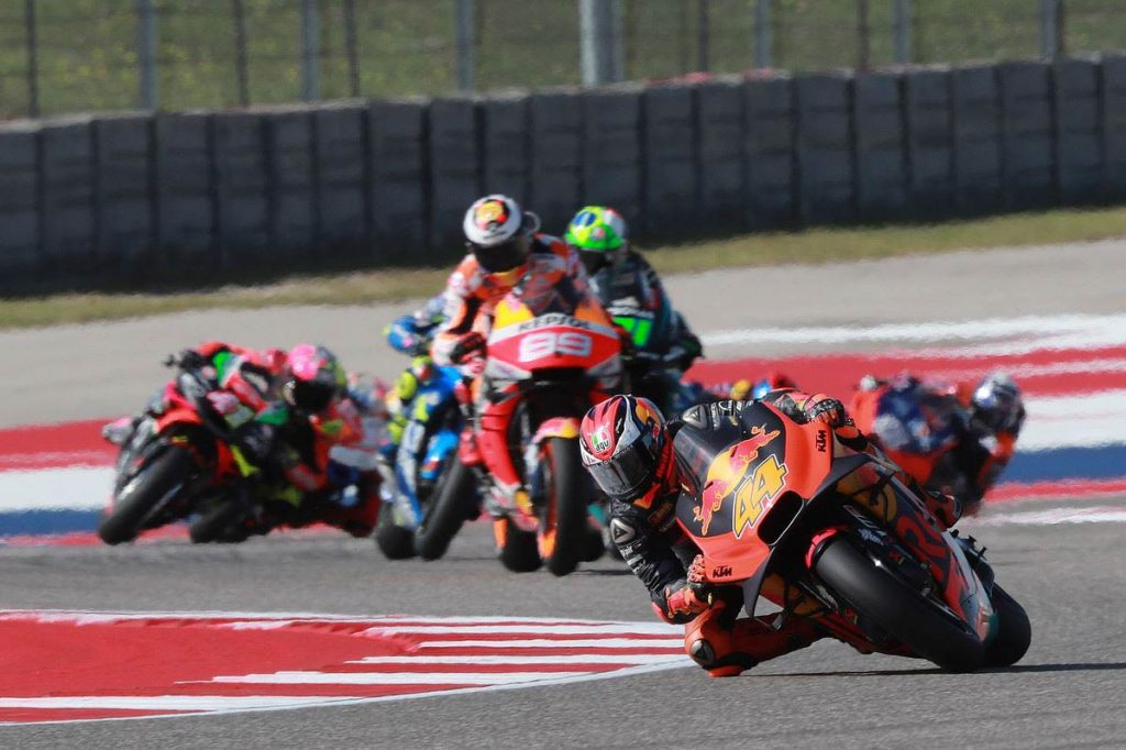MotoGP Rnd COTA Qualifying Pol Espargaro