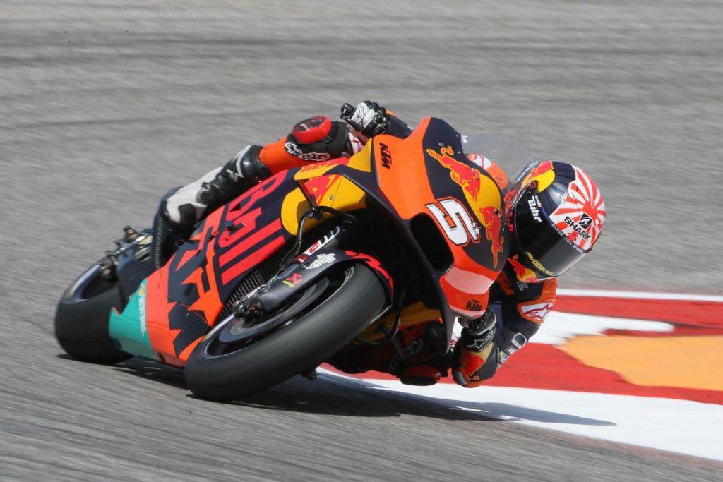 MotoGP Rnd COTA Qualifying Zarco