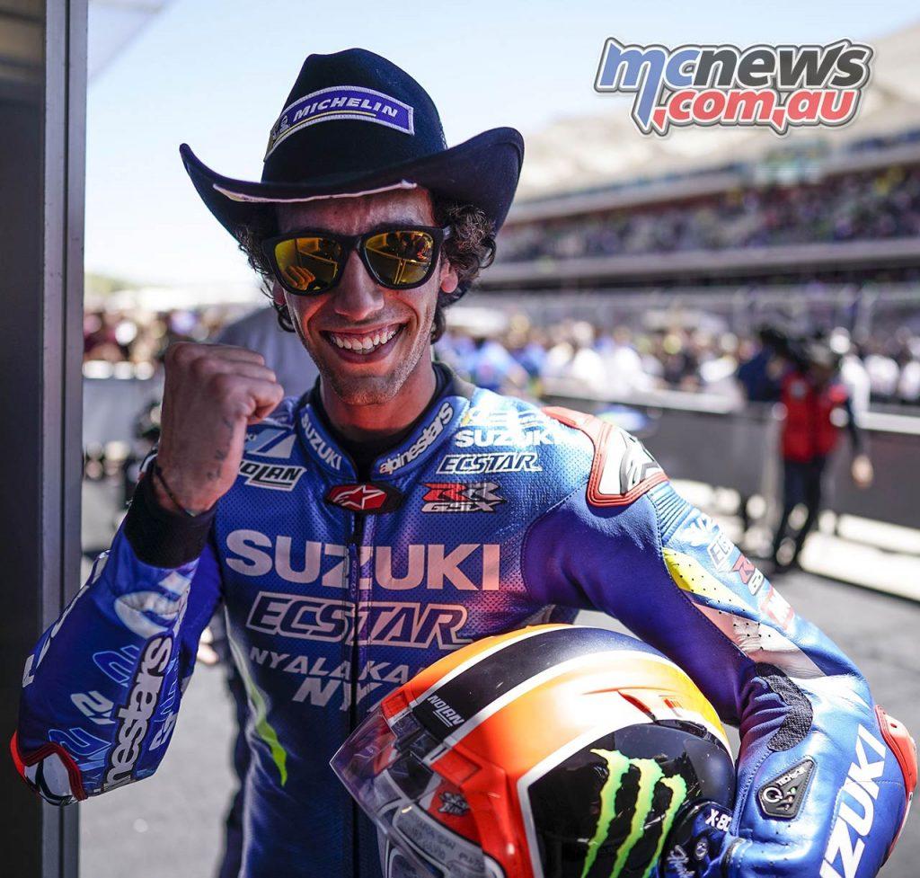 MotoGP Rnd COTA Rins