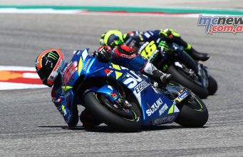 MotoGP Rnd COTA Rins GP AN Cover