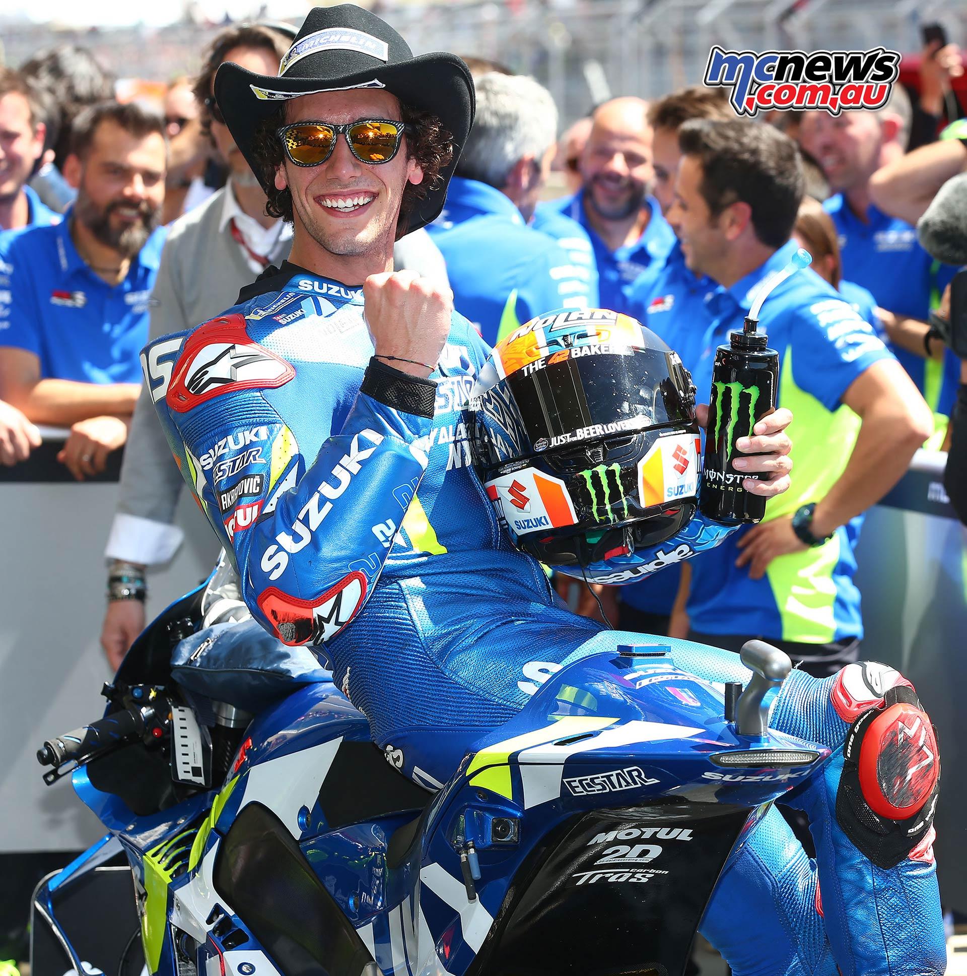 MotoGP Rnd COTA Rins GP AN