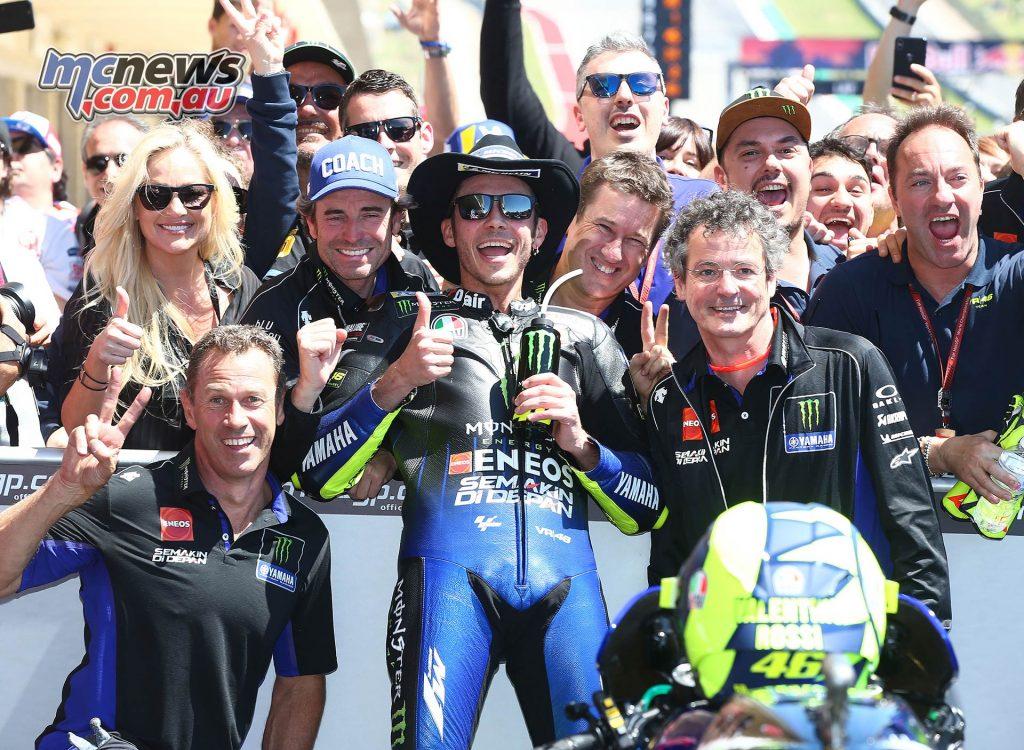 MotoGP Rnd COTA Rossi GP AN