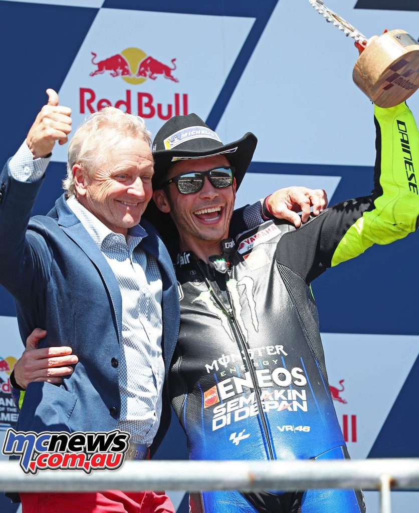 MotoGP Rnd COTA Schwantz Rossi GP AN