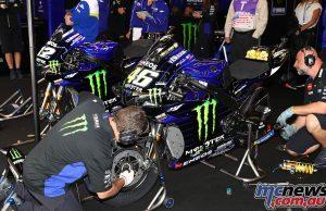 MotoGP Rnd COTA Yamaha GP AN Cover