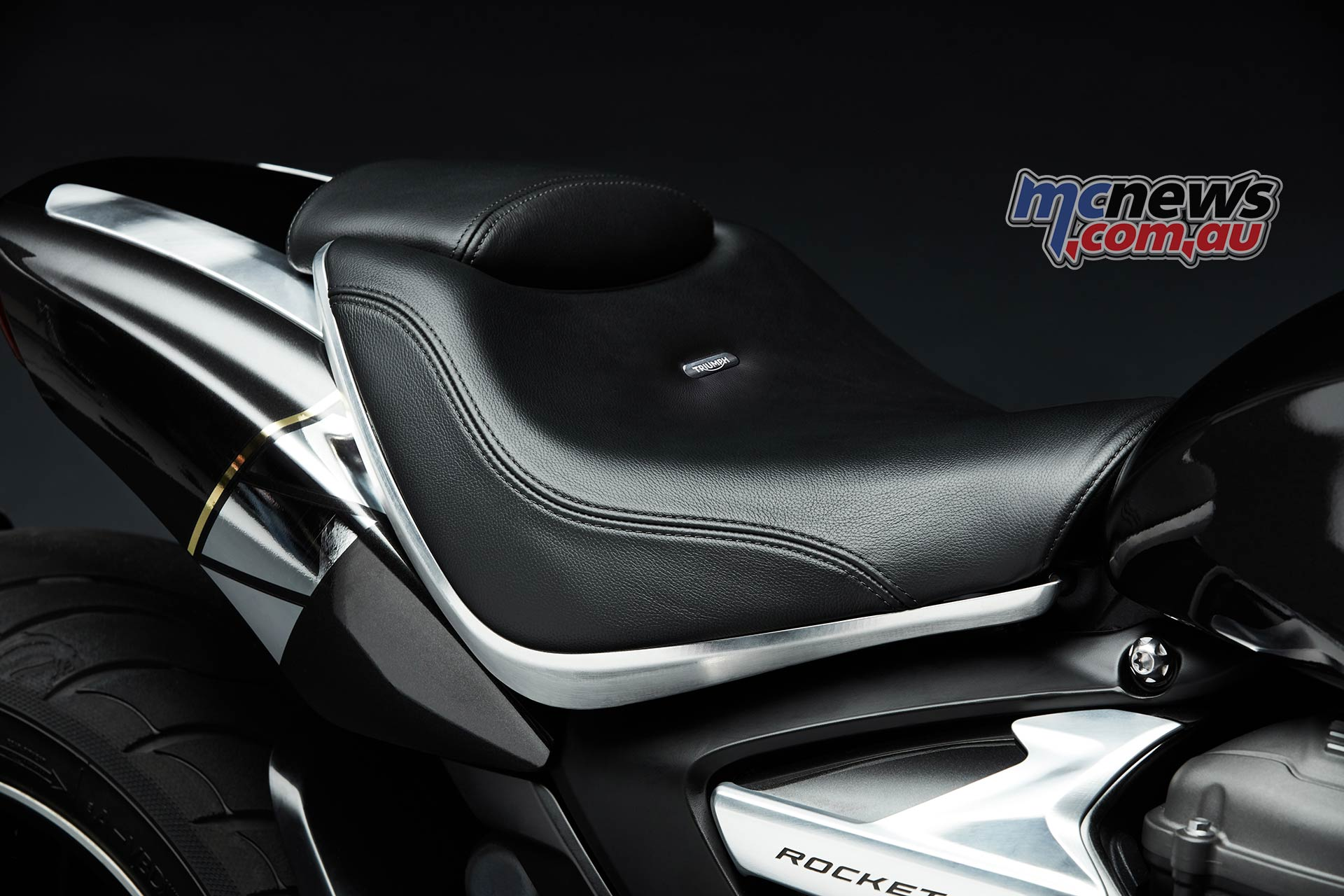 Triumph Rocket TFC Seats
