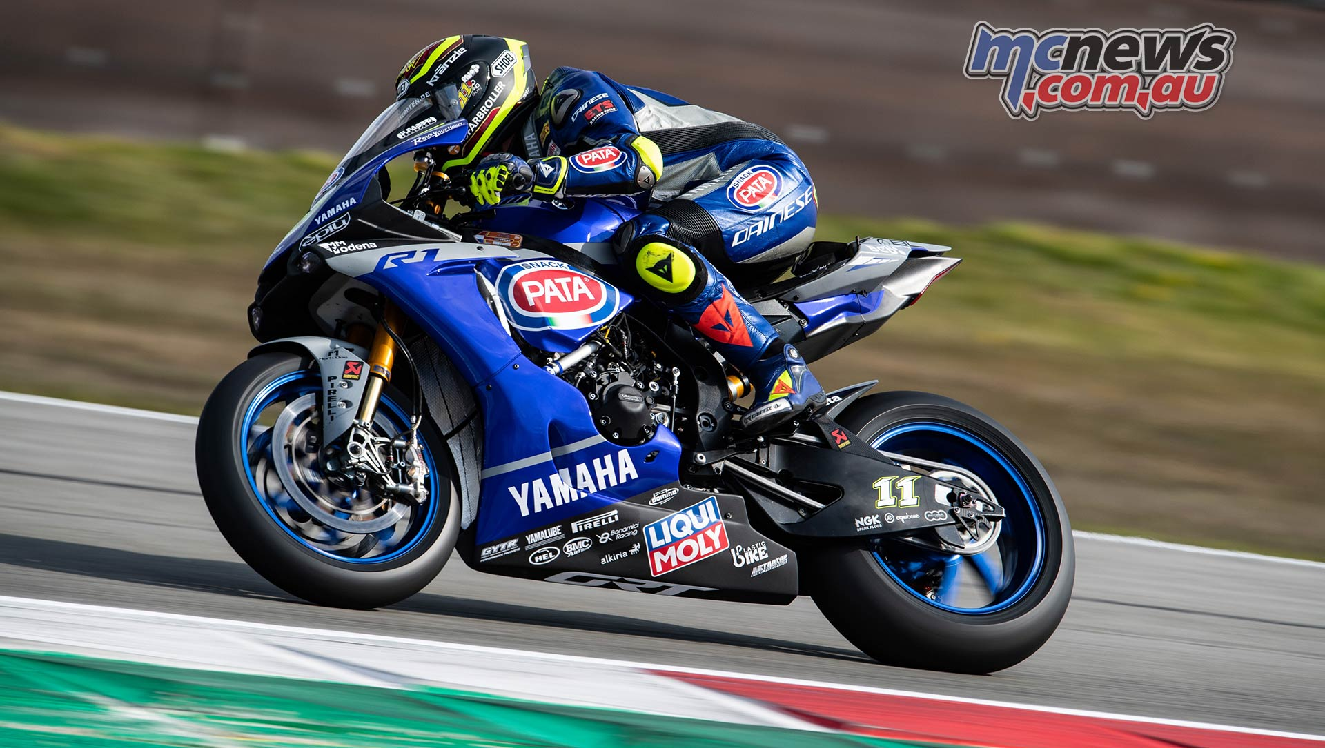 WSBK Rnd Assen Day Cortese