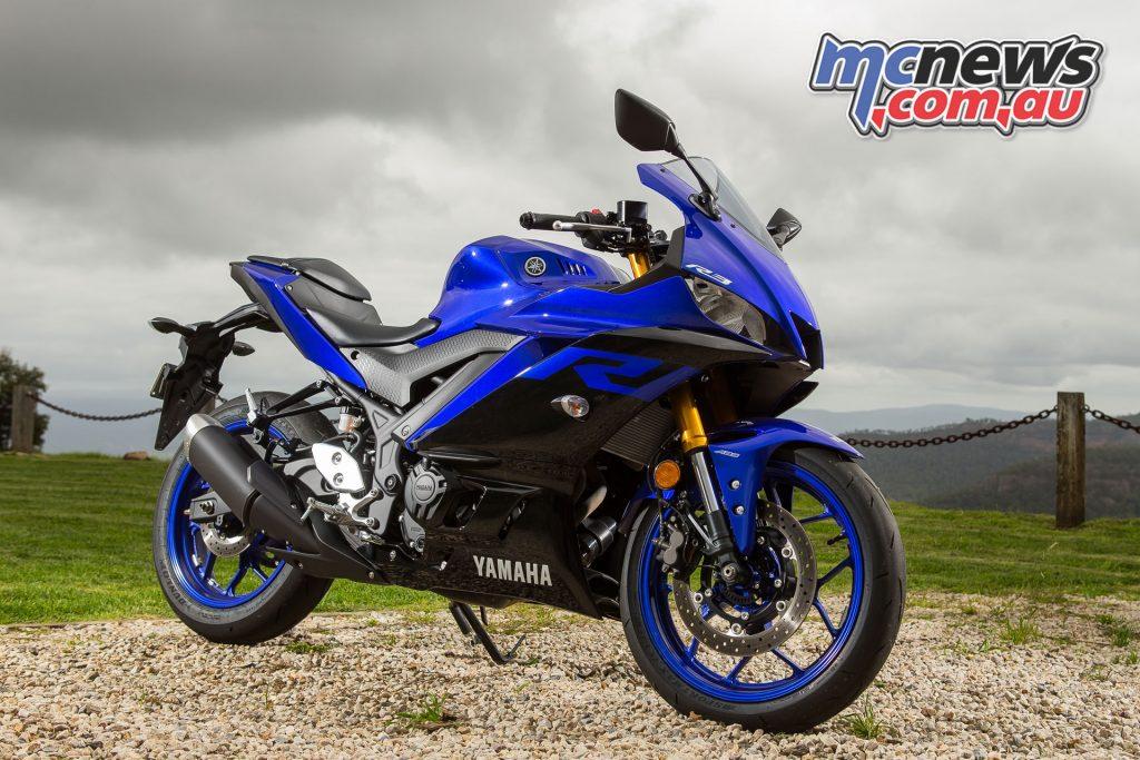 Yamaha YZF R iK AM