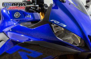Yamaha YZF R iK D
