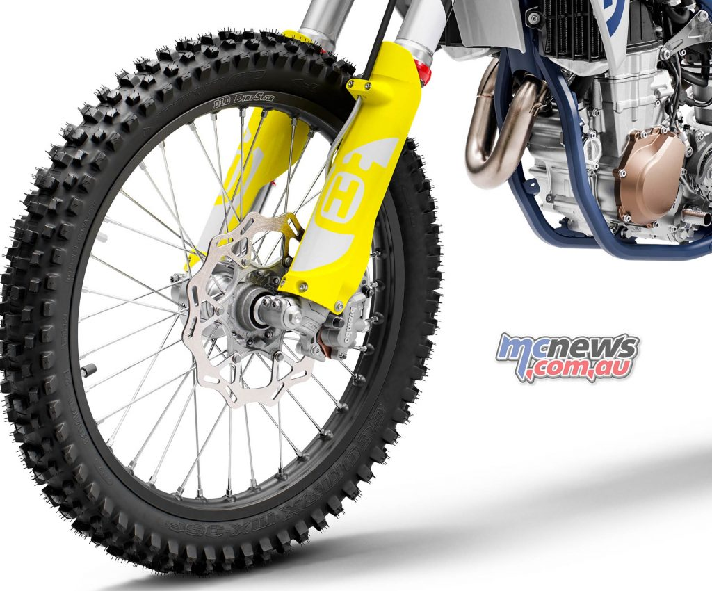 Husqvarna Motocross Brake