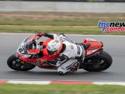ASBK Rnd The Bend RbMotoLens SBK TP Mike JONES