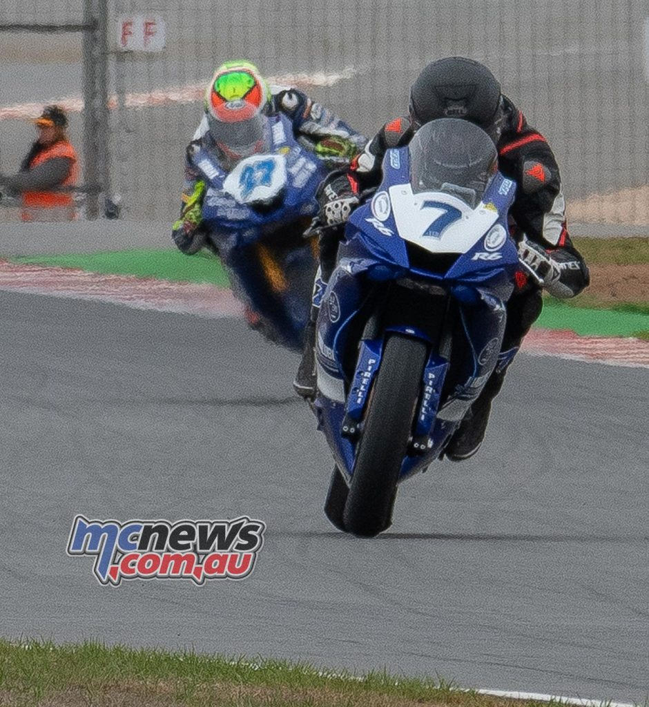 ASBK Rnd The Bend RbMotoLens SS R Nic LIMINTON Tom TOPARIS