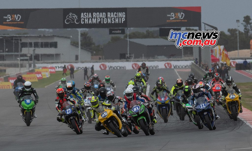 ASBK Rnd The Bend RbMotoLens SS R Start