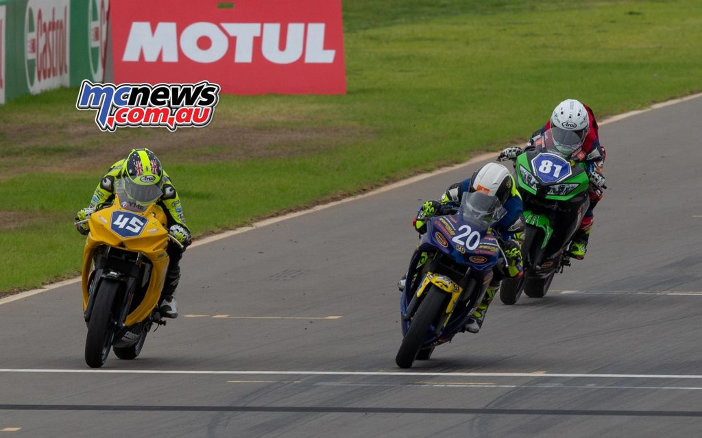 ASBK TBG ASBK Round The Bend R Simpson Ford TBG