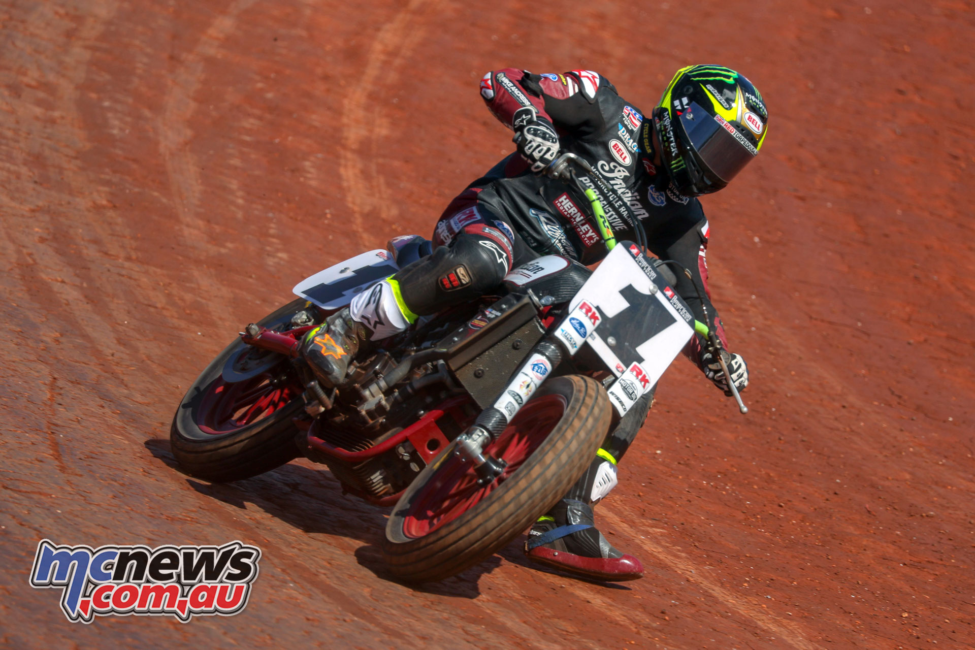 American Flat Track Rnd Texas Jared Mees AXI
