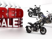 Honda Red Sale