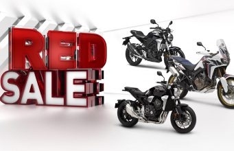 Honda Red Sale