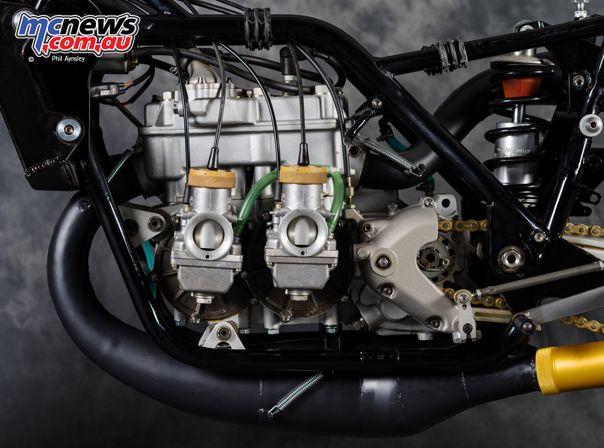 Kawasaki KR PA KRP