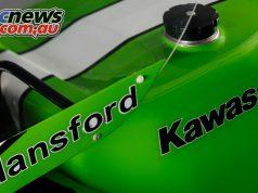 Kawasaki KR PA KRP F