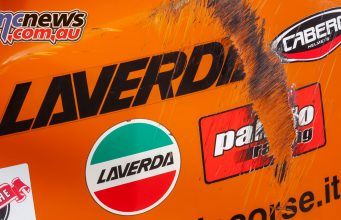 Laverda Endurance Racer PA LaverdaEnd F