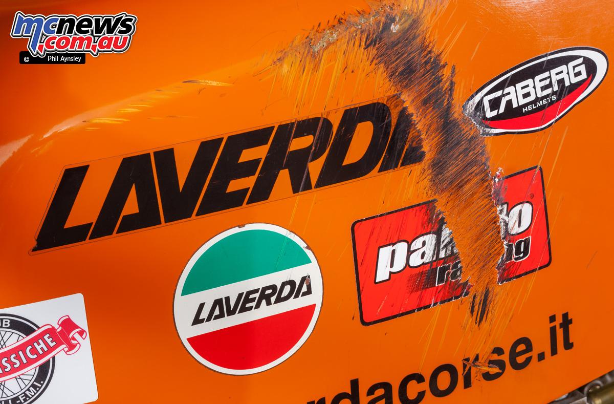 Laverda Endurance Racer PA LaverdaEnd