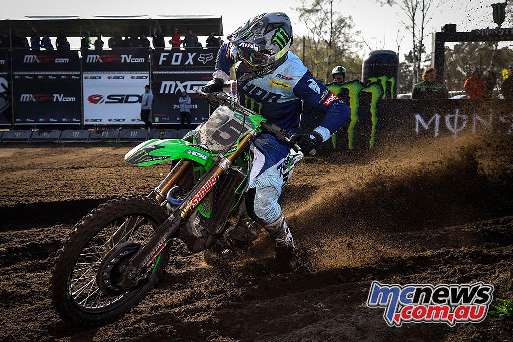 MXGP Rnd Netherlands Clement Desalle