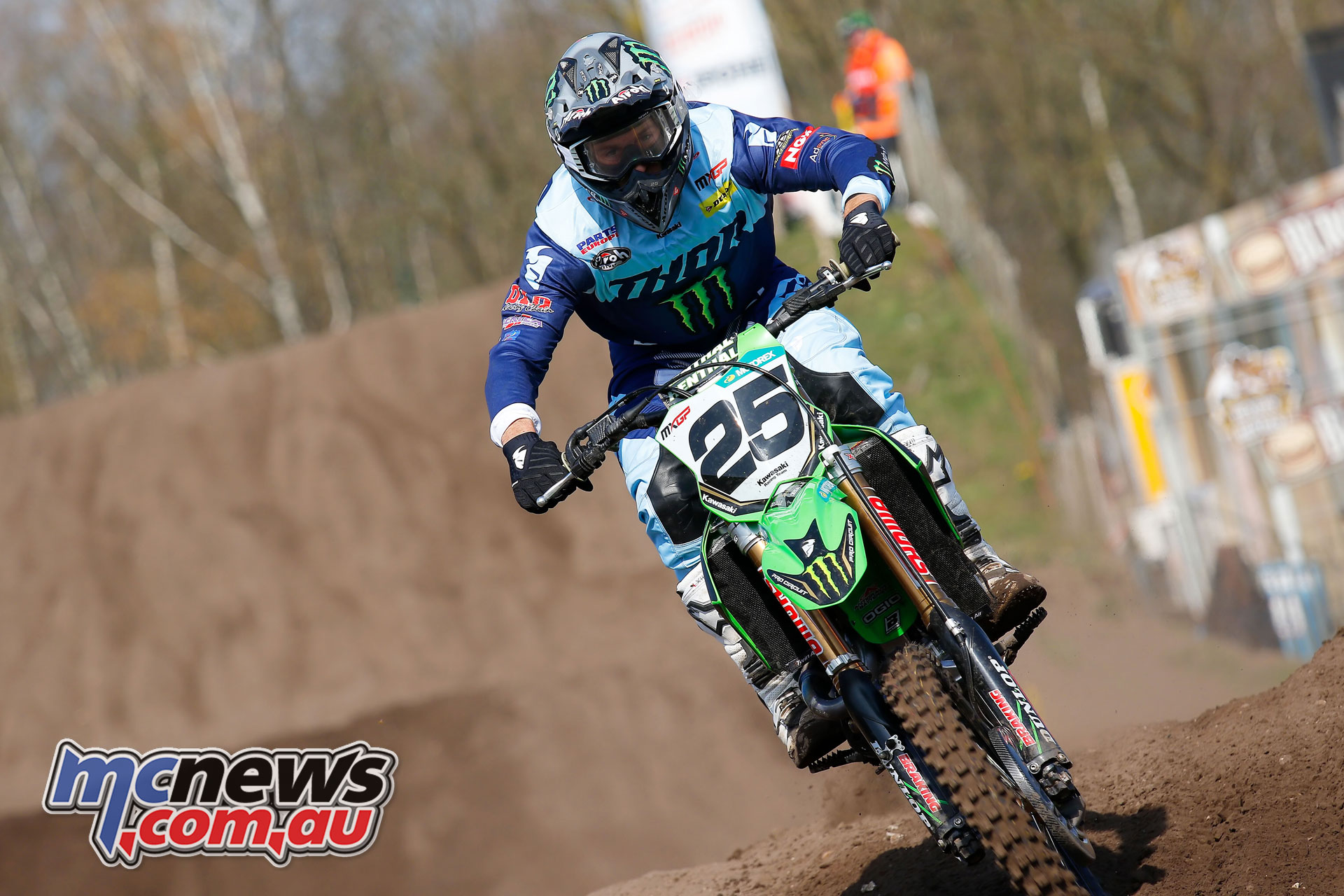MXGP Rnd Netherlands Desalle GP SL