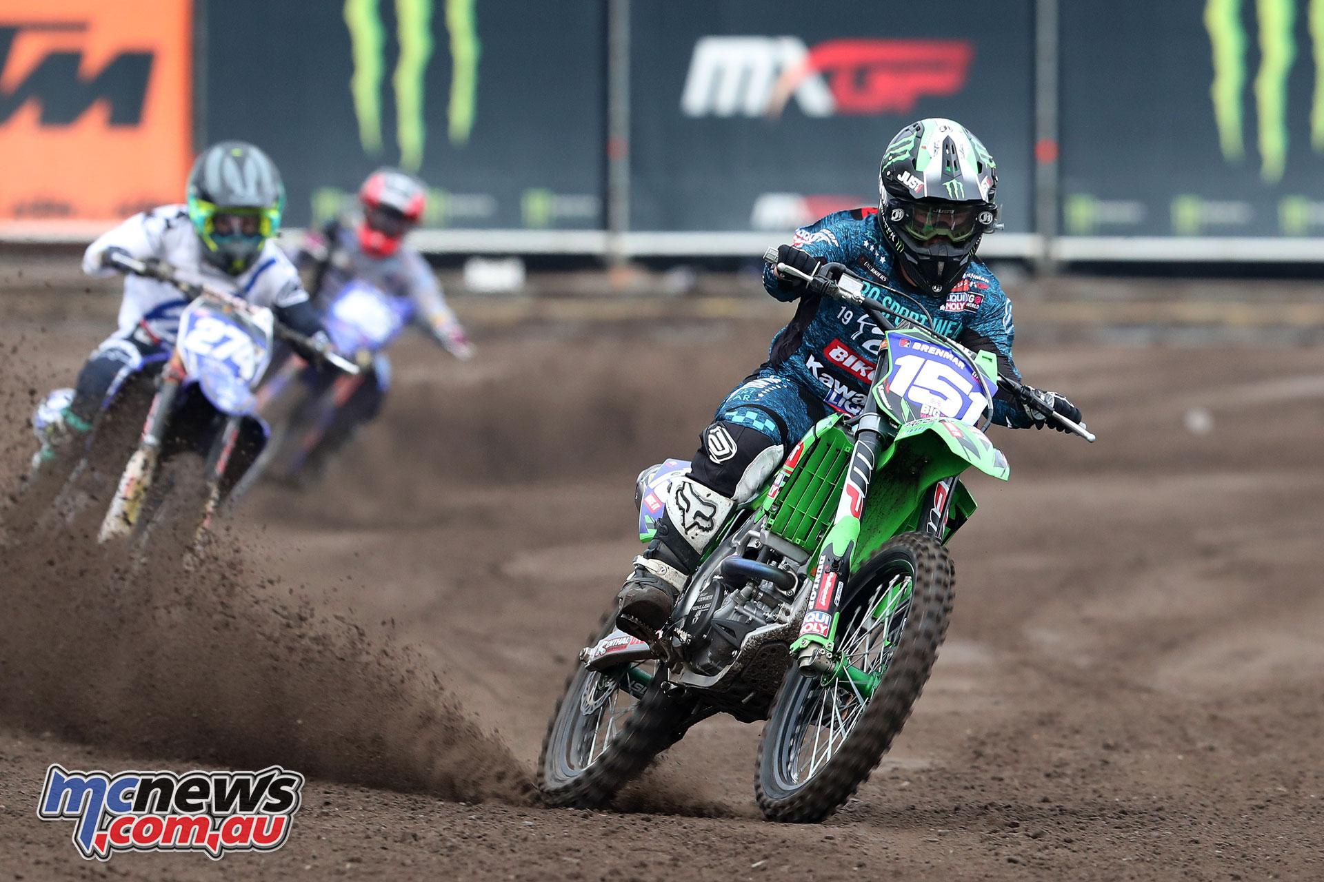 MXGP Rnd Netherlands Duncan