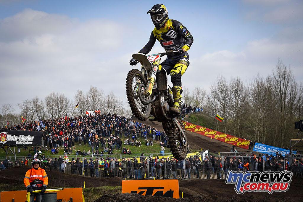 MXGP Rnd Netherlands Thomas Kjer Olsen