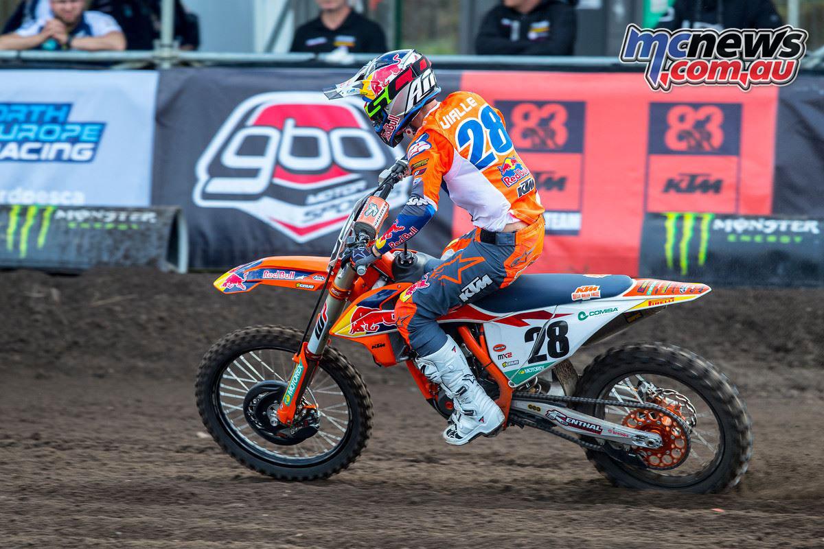 MXGP Rnd Netherlands Tom Vialle RA