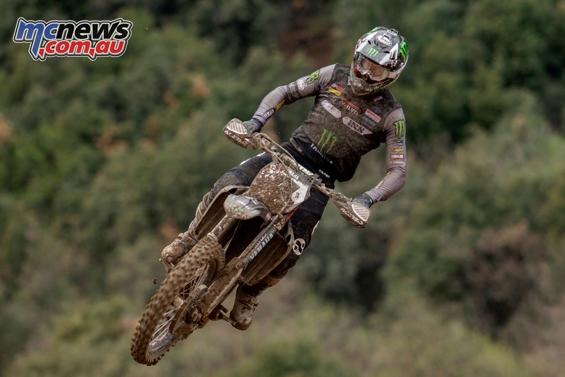 MXGP Rnd Trentino Arnaud Tonus