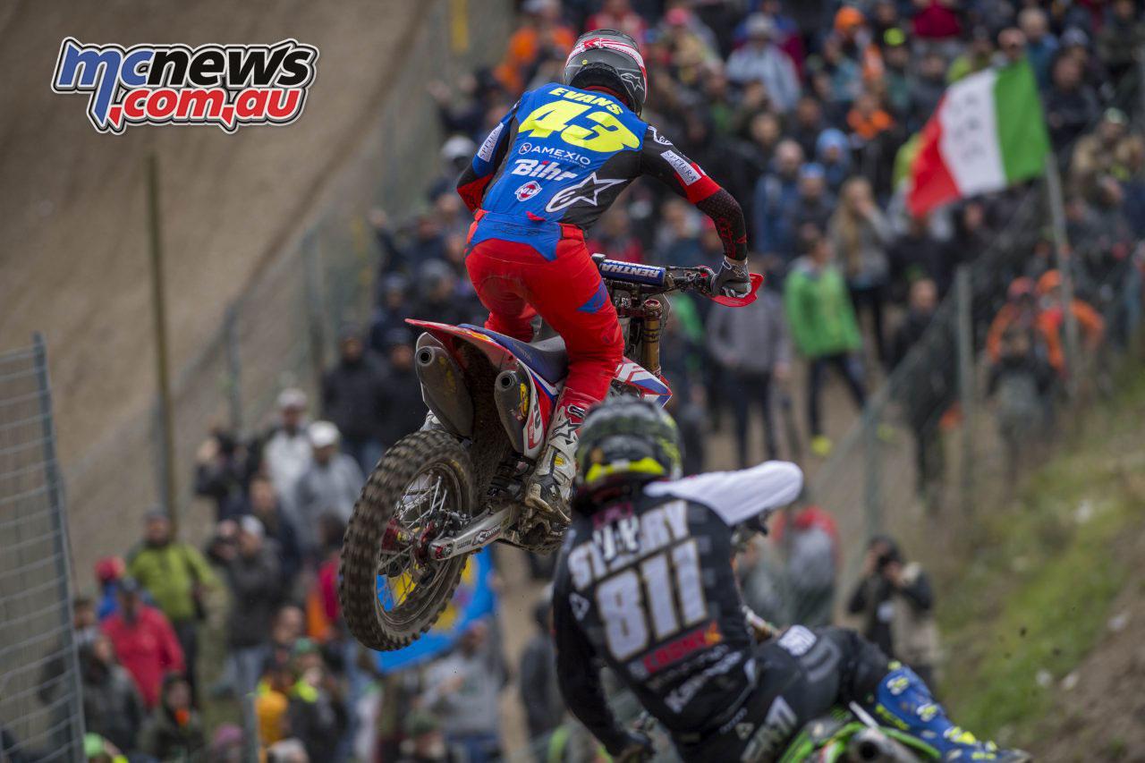 MXGP Rnd Trentino Mitch Evans