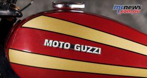 1978 Moto Guzzi 250 TS