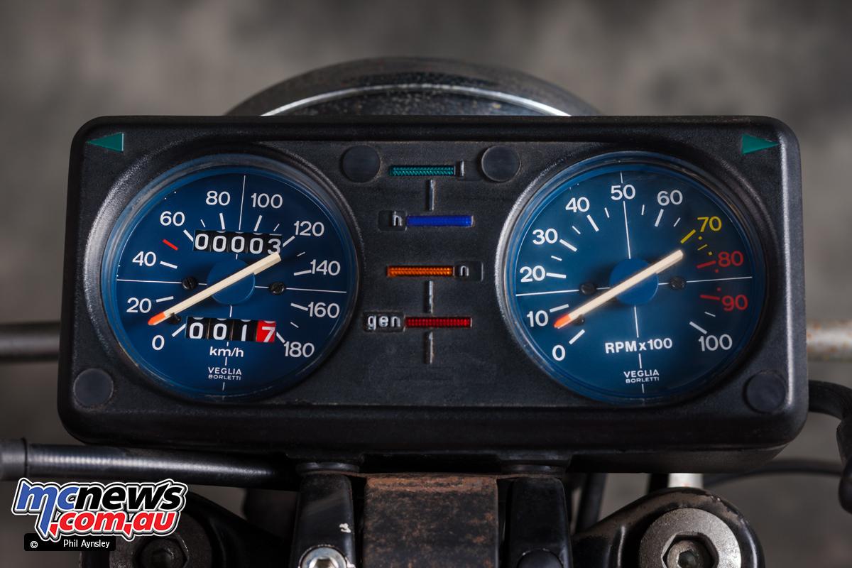 Moto Guzzi TS PA GuzziTS