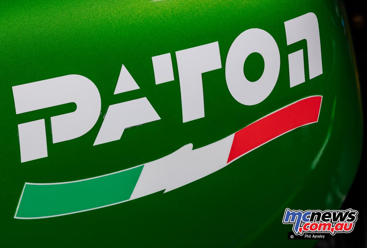 Paton RG R PA PatonPGR