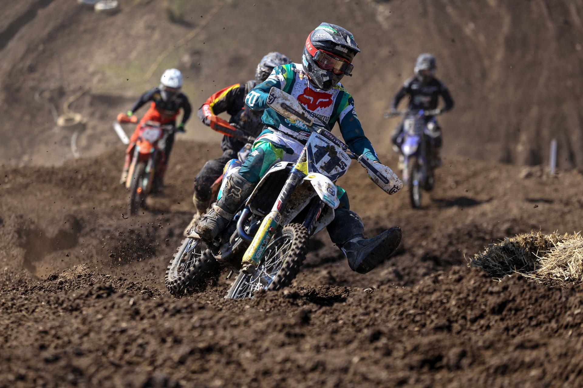 R Broadford MX Nationals M Daniel Sanders