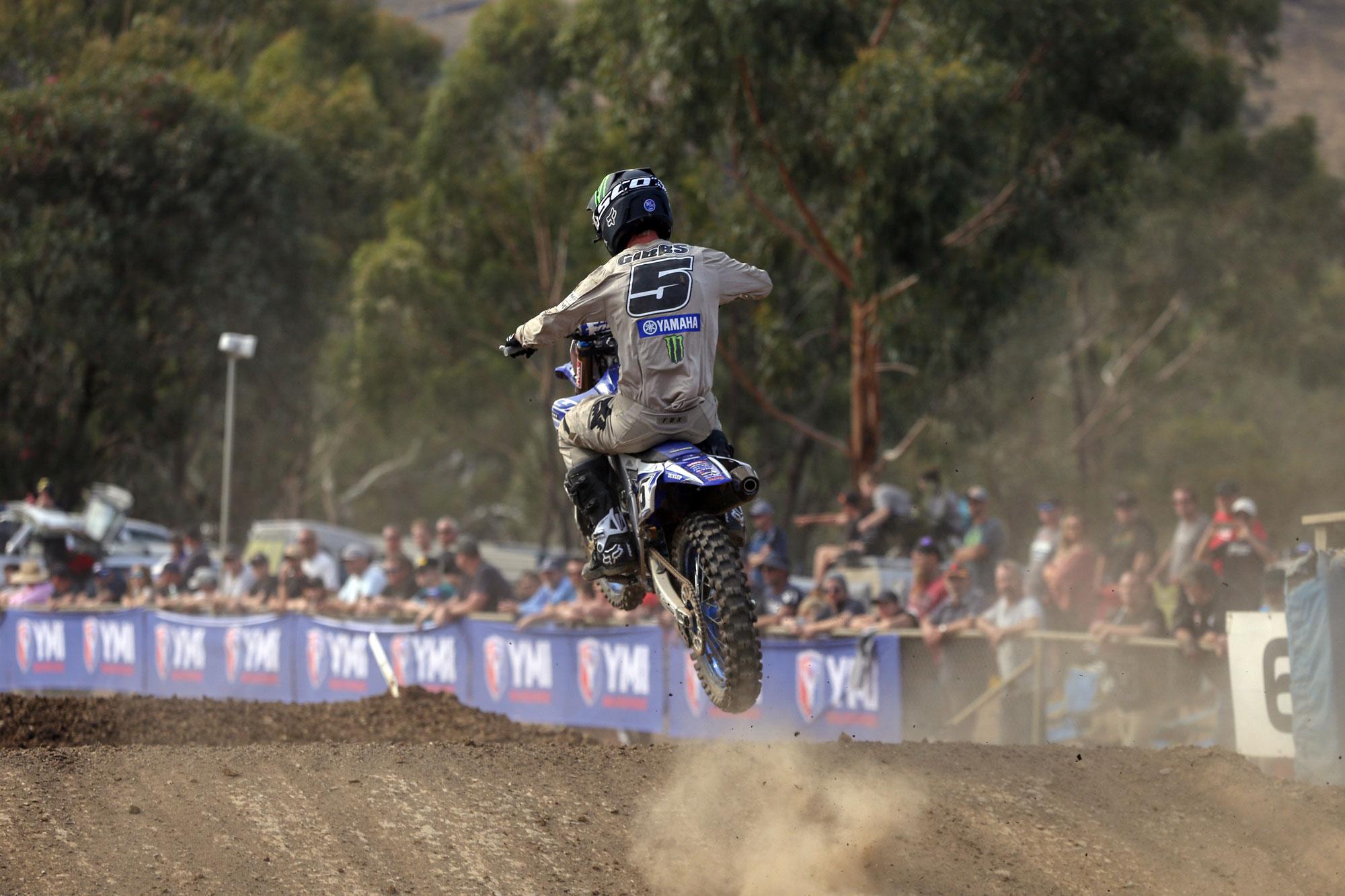 R Broadford MX Nationals M Kirk Gibbs