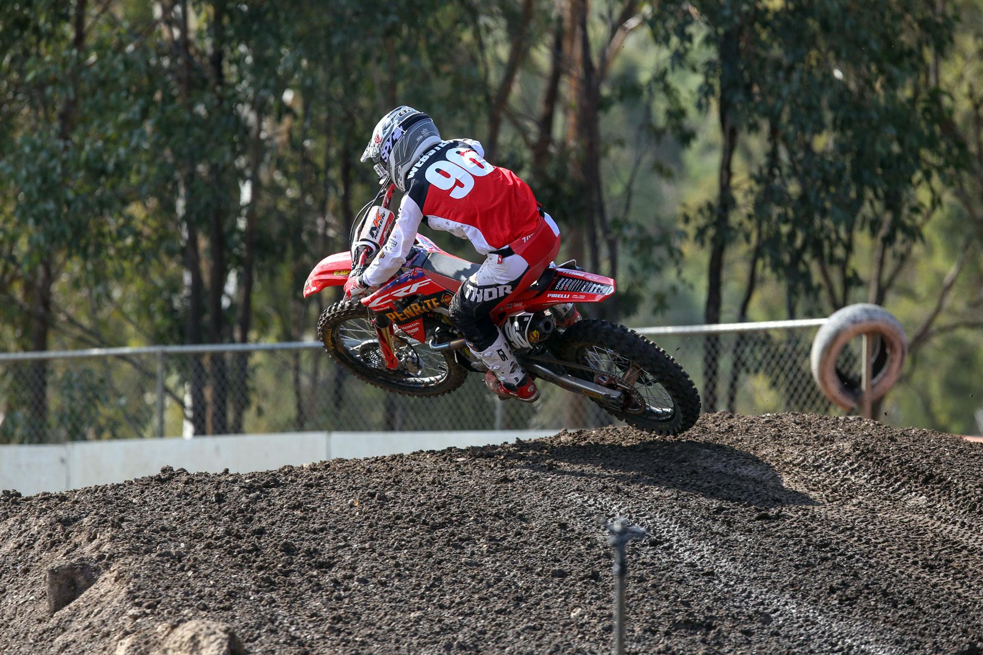 R Broadford MX Nationals M Kyle Webster