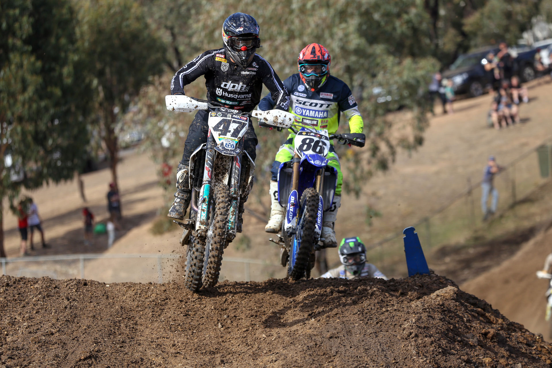 R Broadford MX Nationals M Todd Waters