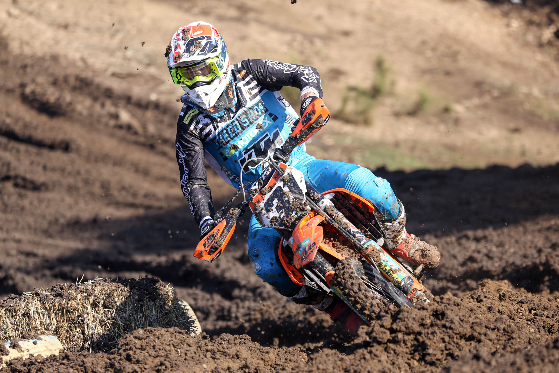 R Broadford MX Nationals PQ Daniel Milner
