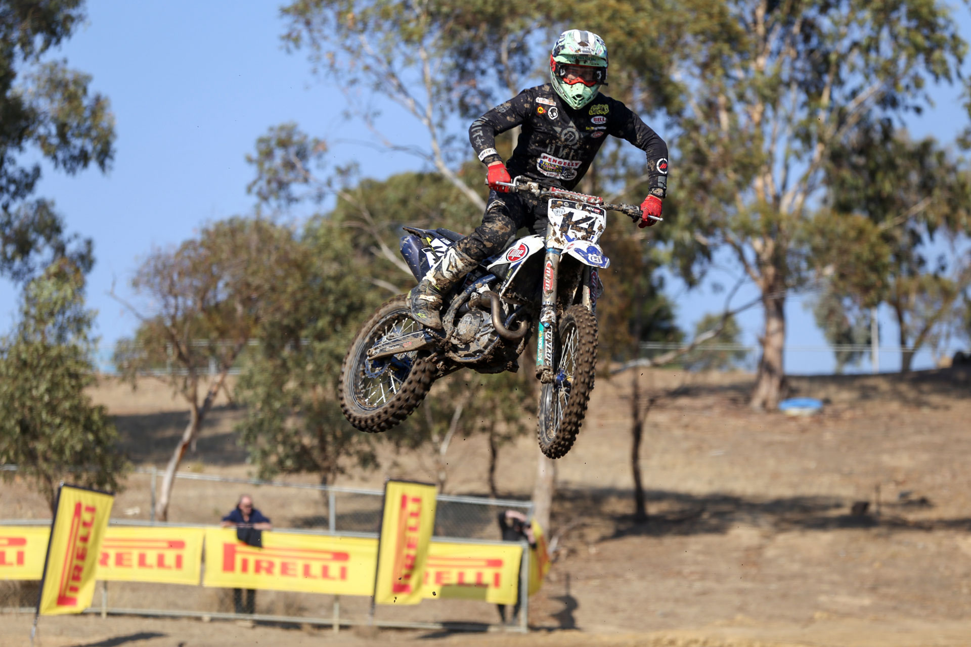 R Broadford MX Nationals PQ Jesse Dobson