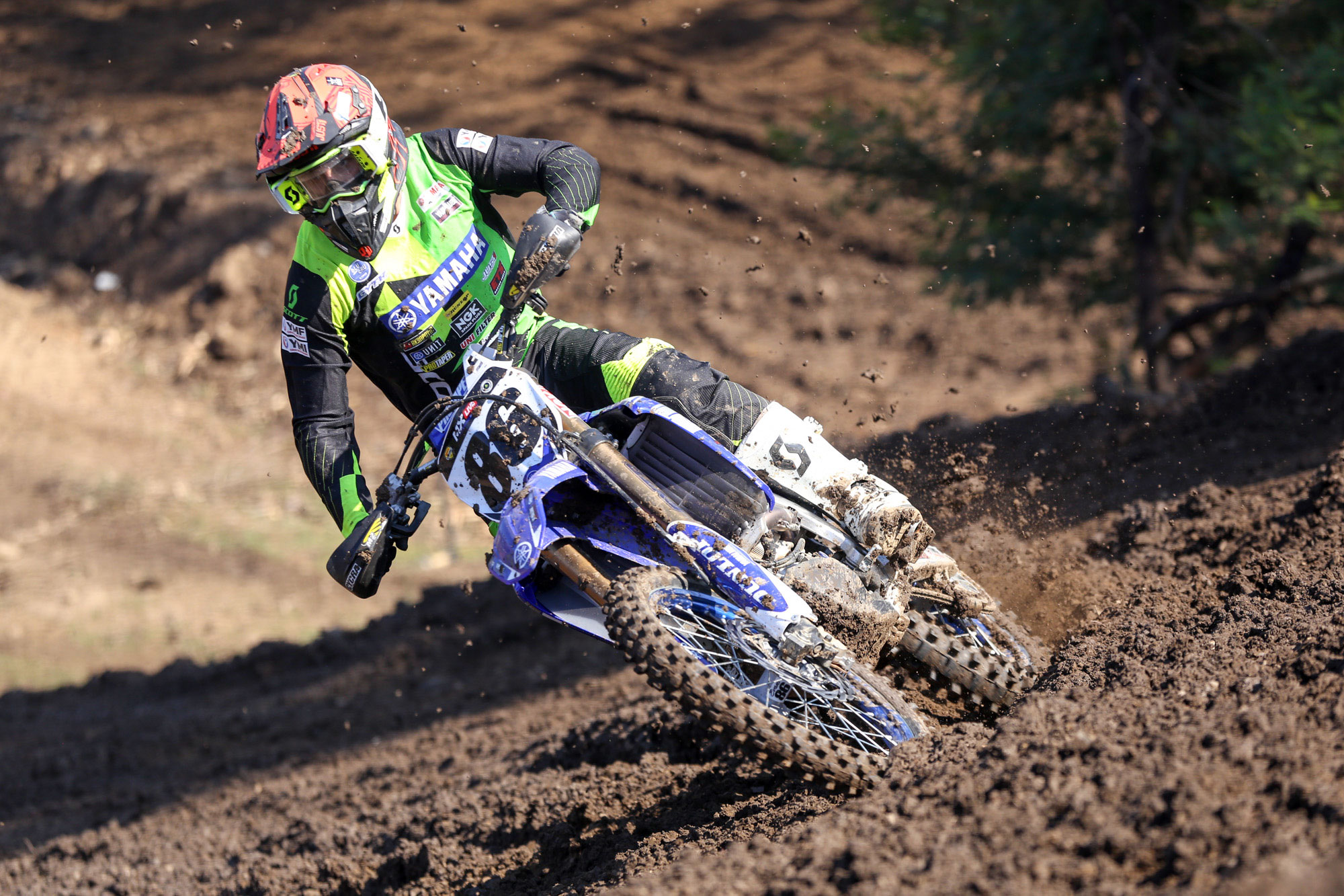 R Broadford MX Nationals PQ Richie Evans