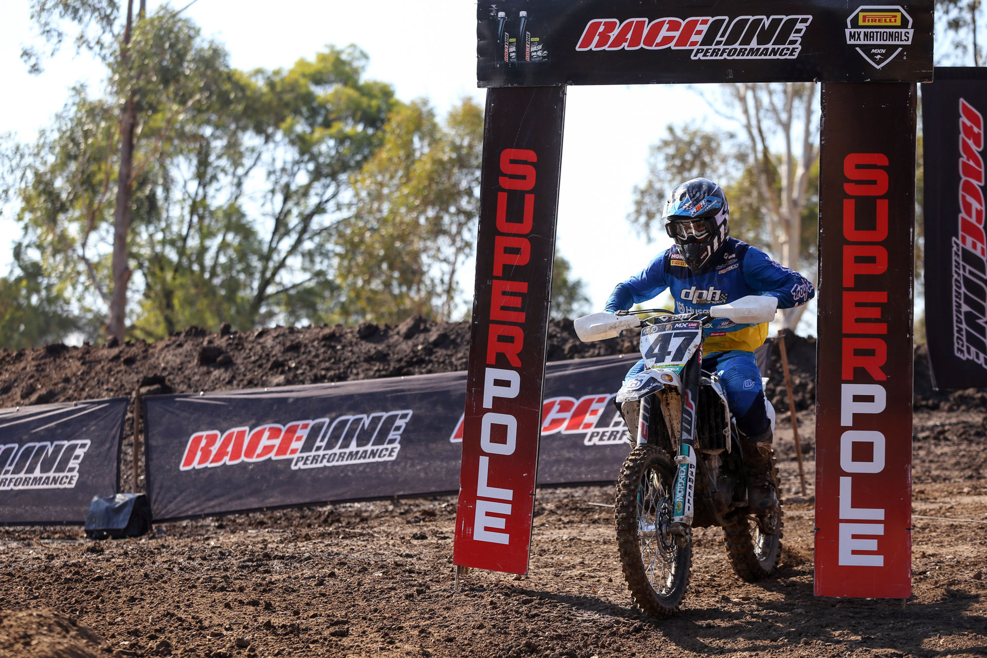 R Broadford MX Nationals PQ Todd Waters