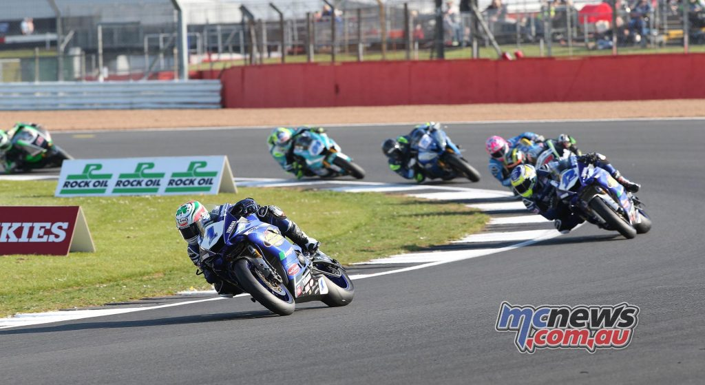 Supersport Kennedy Leads